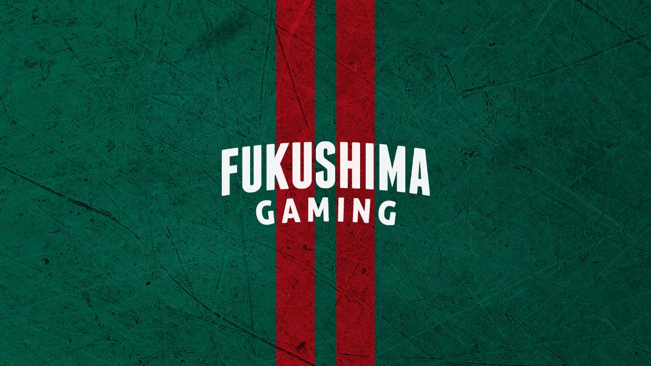 FUKUSHIMA GAMING設立のお知らせ
